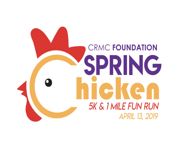 Event Promo Photo For CRMC Foundation Spring Chicken 5K Run & 1 Mile Fun Run/Walk